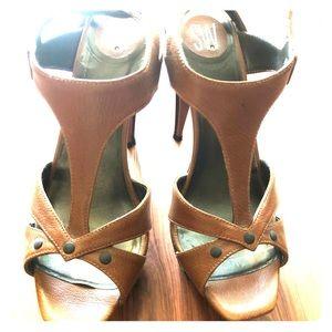 Stuart Weitzman Cutout Stiletto Heels 👠 size 36.5